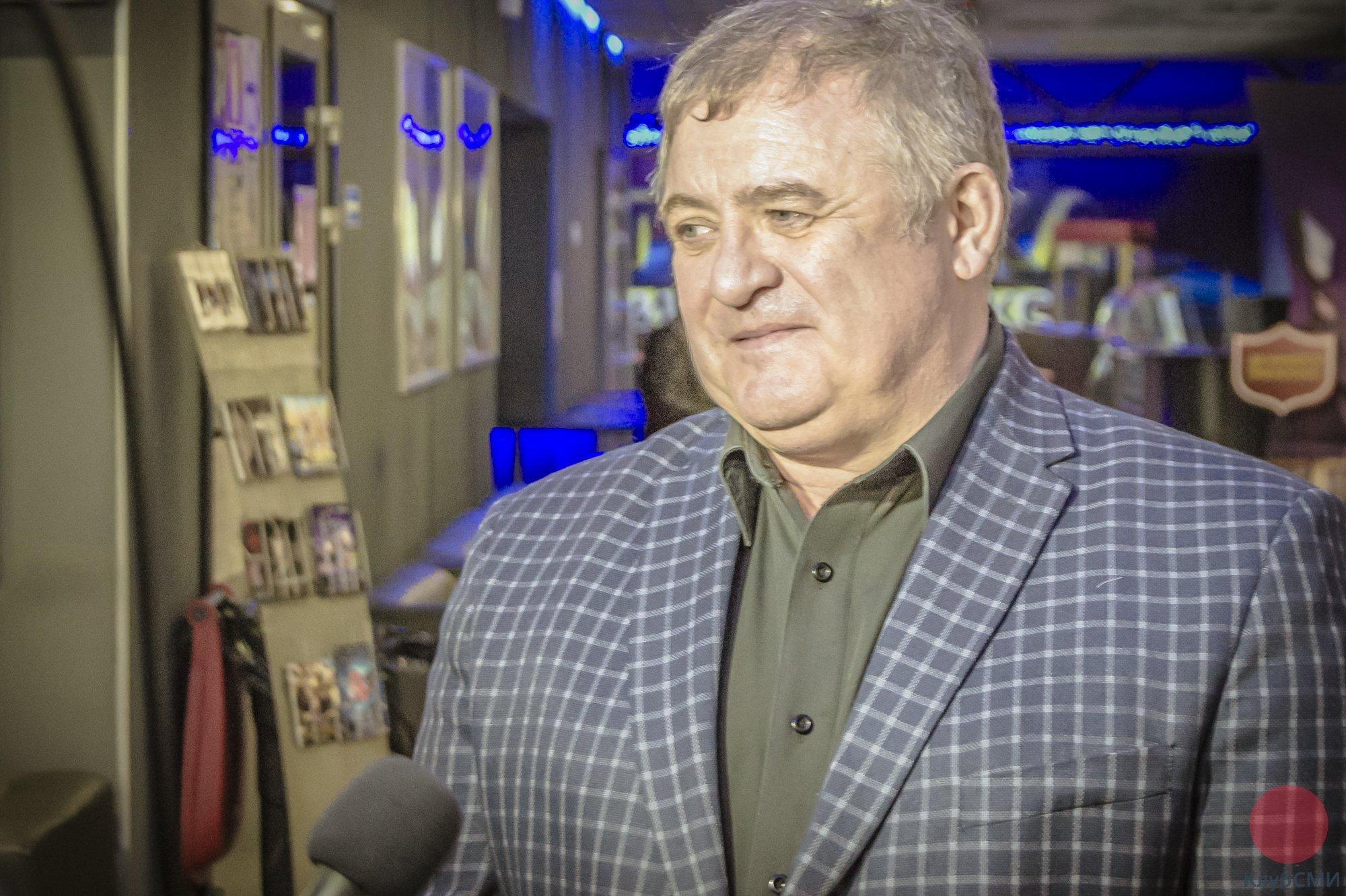 Директор ДМ Строитель Игорь Воронцов